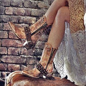 "bed stu ""onrush"" boots 7"